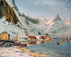 Владимир Федоров - Норвегия