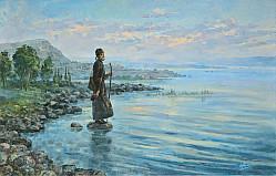 Море Галилейское