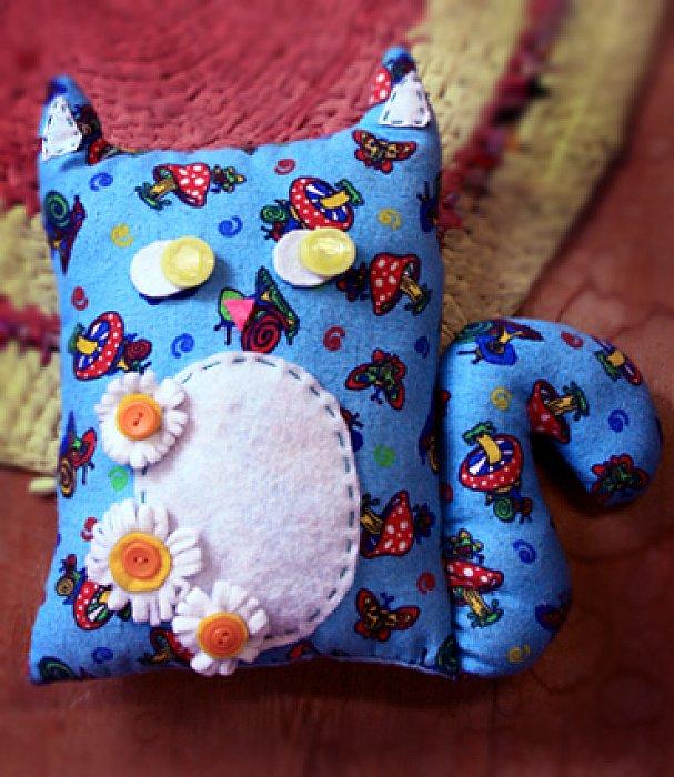 Техника рукоделия в шитье мягкая игрушка