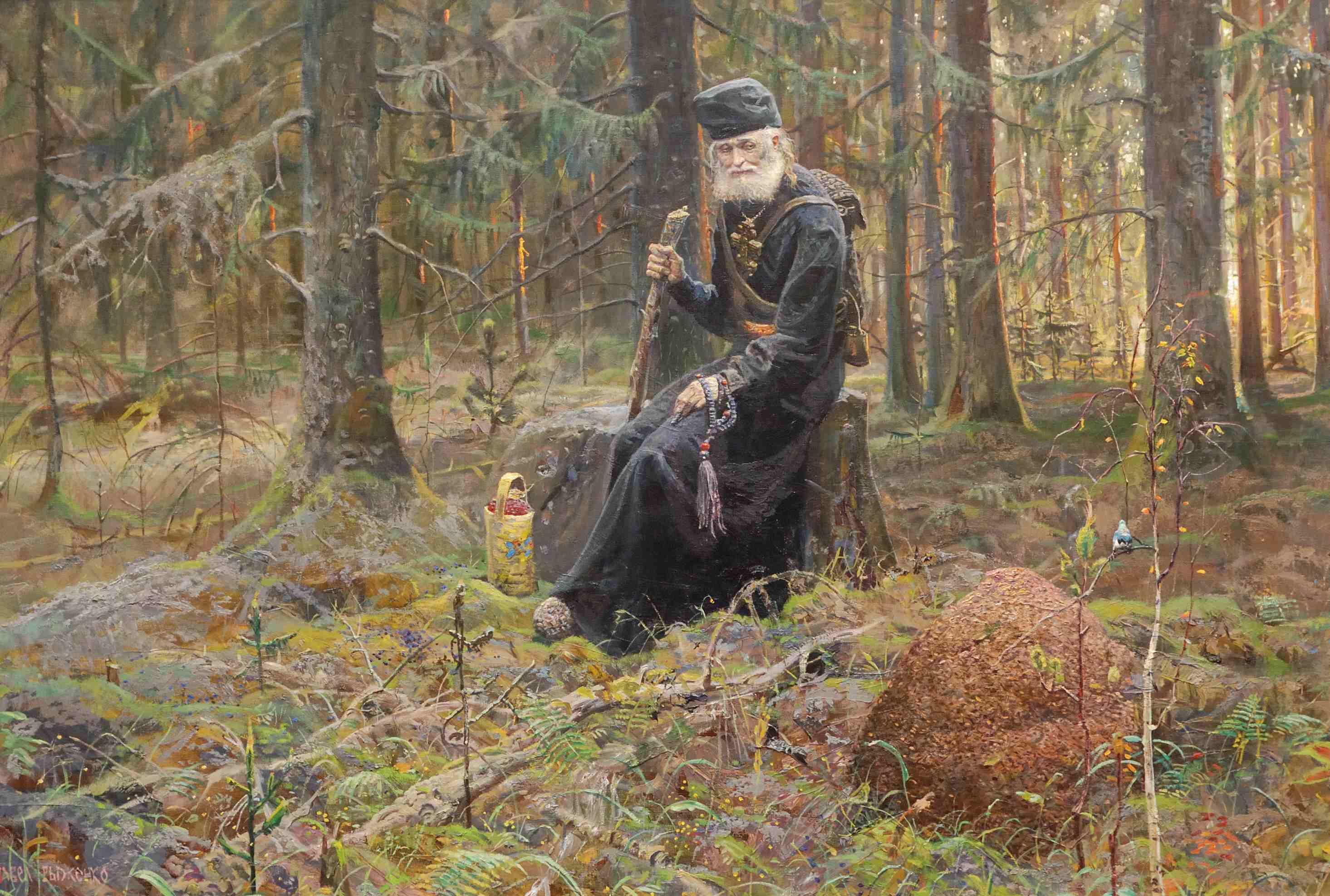 Прохожую в лесу 11 фотография