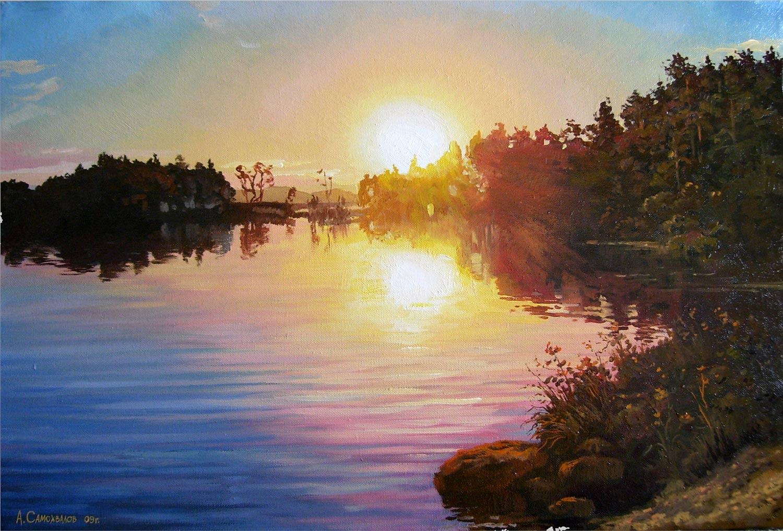 Самохвалов Александр – Озеро Увильды