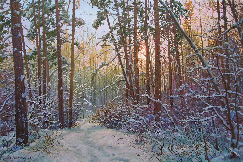 Зимы очарованье