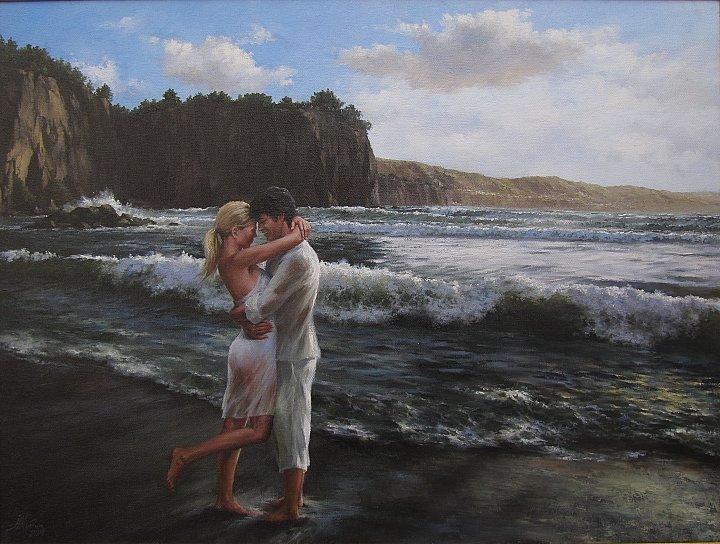 Кудин Александр – Свидание на берегу моря