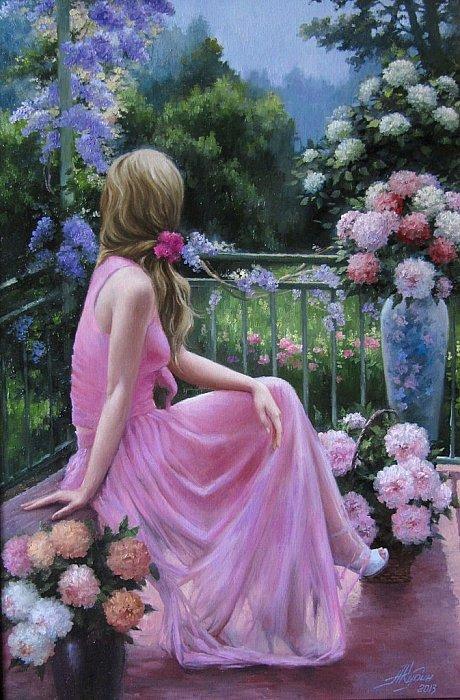 Кудин Александр – В Цветущем саду