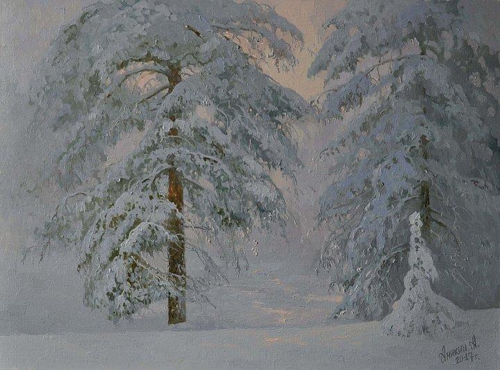 Алексей Аникин – Мохнатый лес