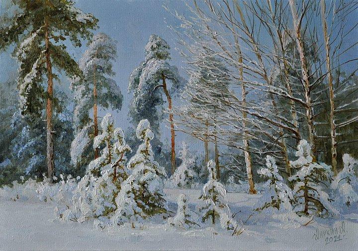 Алексей Аникин – В зимнем солнце