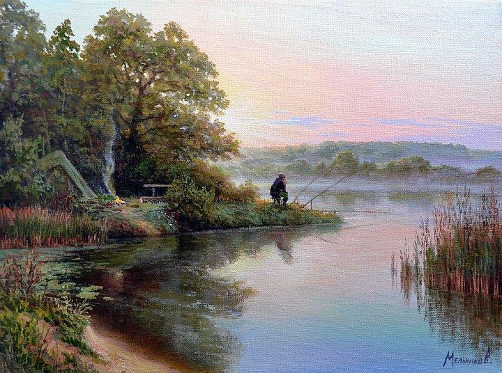 Александр Мельников – Рыбак