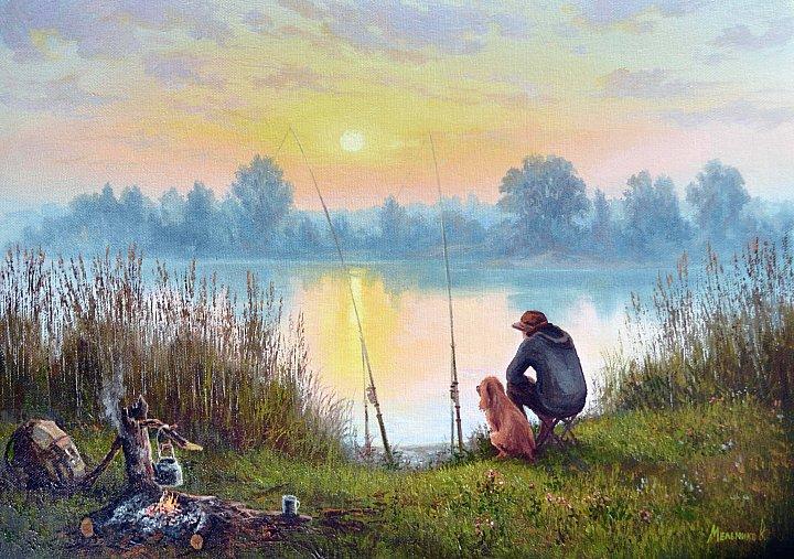 Александр Мельников – Рыбаки