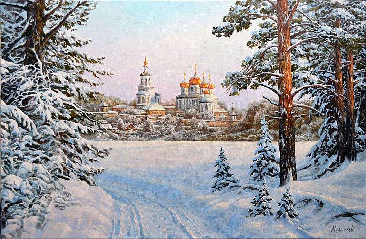Александр Мельников – Зима