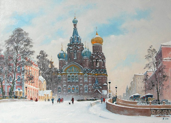 Savior on the Spilled Blood ~ Alexandrovsky