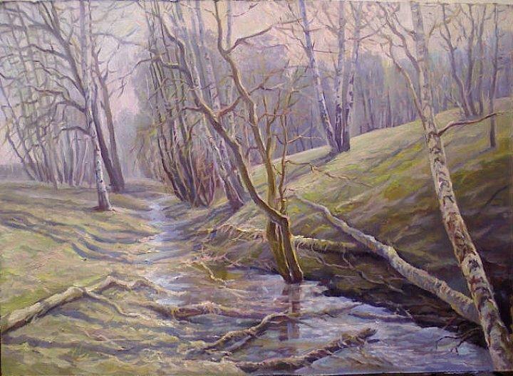 Alexandr Gavrilov – Апрельский ручей