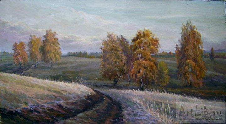 Alexandr Gavrilov – Конец октября(из серии Дороги осени)