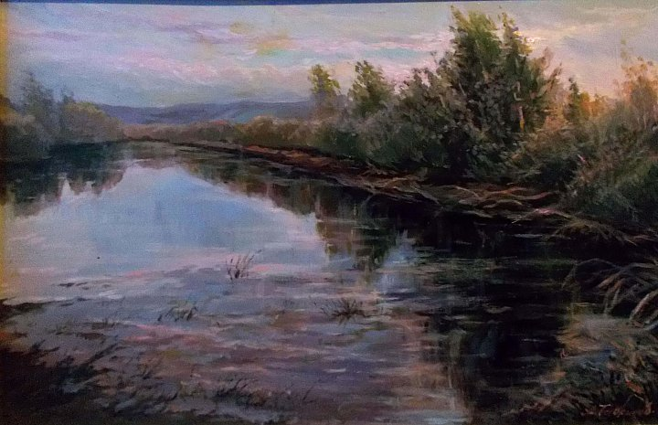Забытый пруд