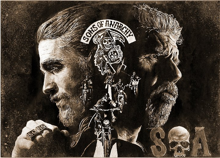 Сыны Анархии — Sons of Anarchy ~ amaly