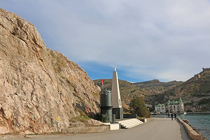 Monument to Soviet Submariners ~ andrewdyachkin