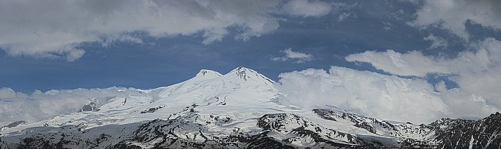 Twelve Views of Mount Elbrus View 11 ~ andrewdyachkin