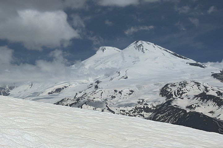 Twelve Views of Mount Elbrus View 4 ~ andrewdyachkin