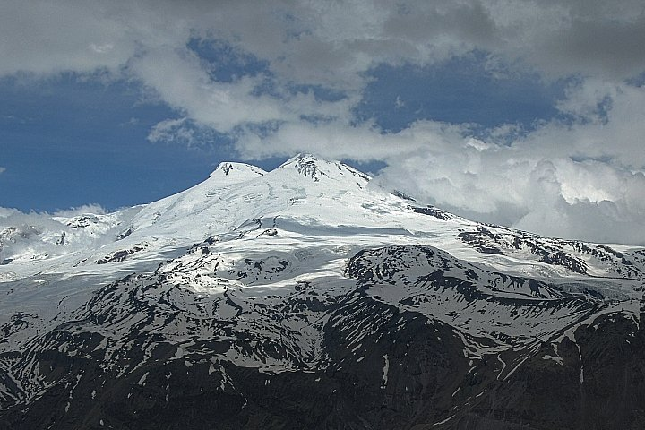 Twelve Views of Mount Elbrus View 8 ~ andrewdyachkin