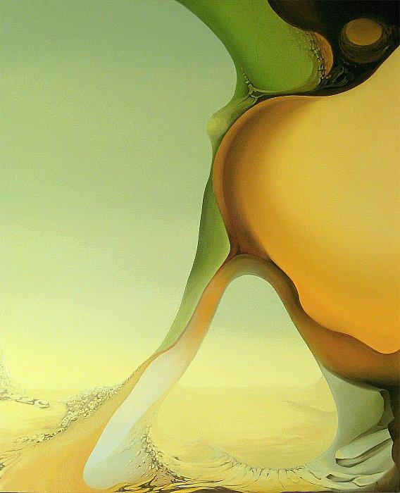 Картины живописи - символическая композиция.