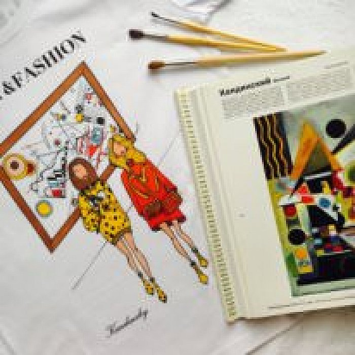 ART&FASHION ~ ARTFLASH