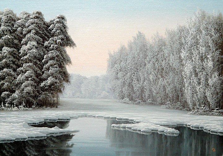 Сергей Алексеев – Первый снег