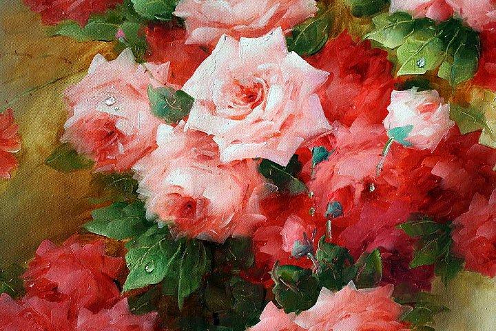 Розовая симфония. Фрагмент