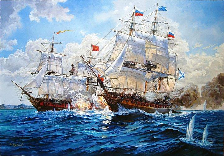 За морское господство