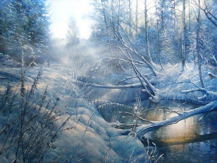 Зима ~ Желонкин Александр