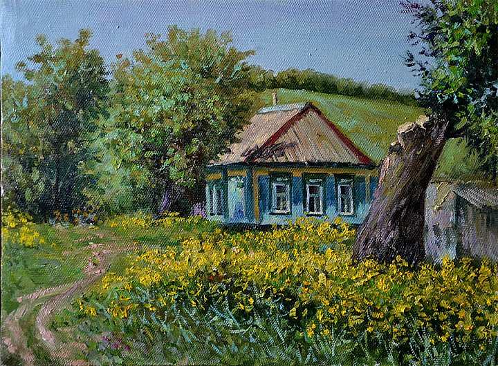 Юлия Бакаева – Дом на окраине. Новый Усад