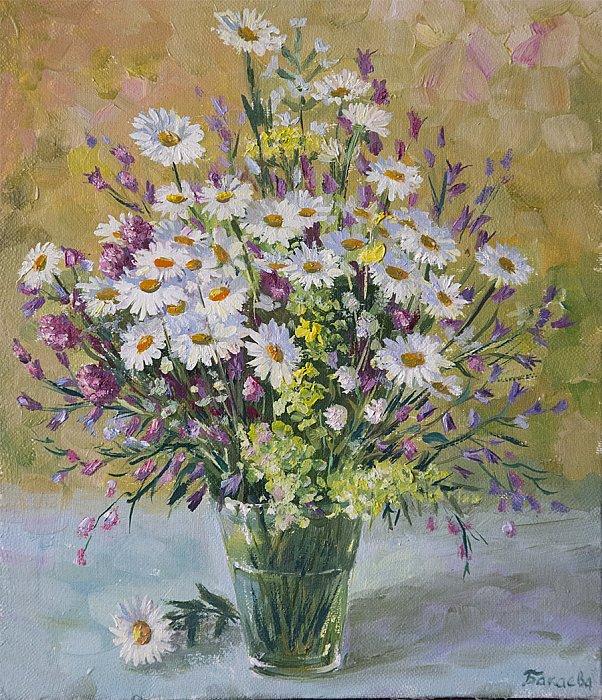 Юлия Бакаева – Полевые цветы