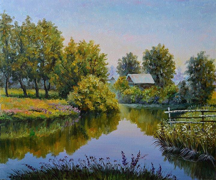 Синдровский пруд