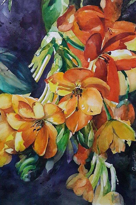 Сущих Елена – Оранжевое настроение
