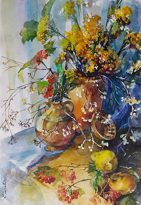 Сущих Елена – Осенний