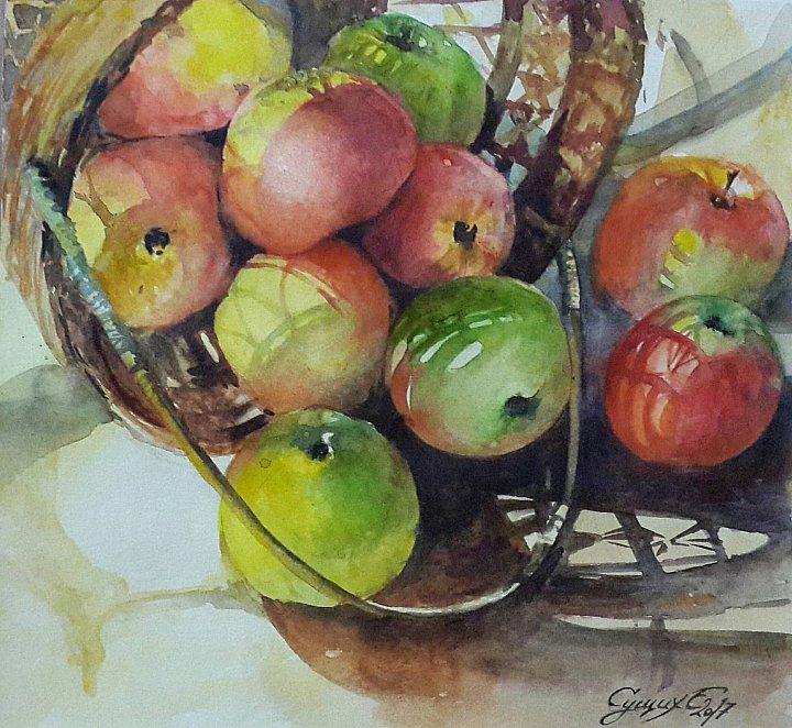 Сущих Елена – Яблочки