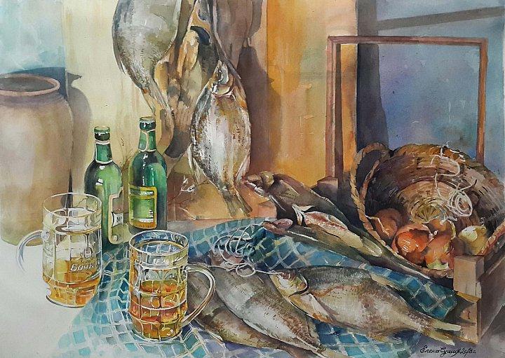 Сущих Елена – Ящик пива под столом
