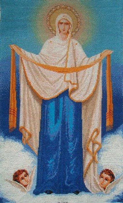 Покров Пресвятой Богородицы.  Спецпредложение.