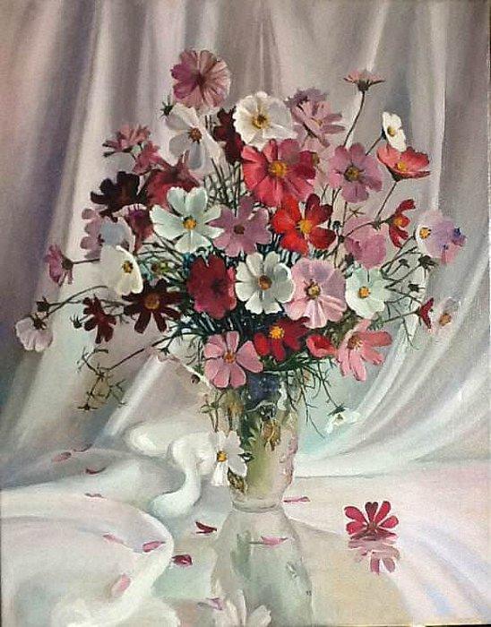 Вера Ивановна Цивенкова – Букет цветов