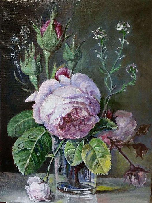 Вера Ивановна Цивенкова – Розы