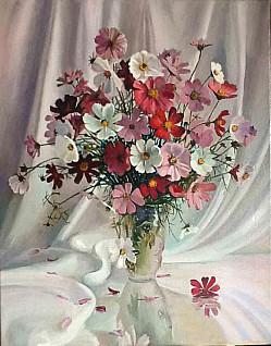 Вера Ивановна Цивенкова - Букет цветов