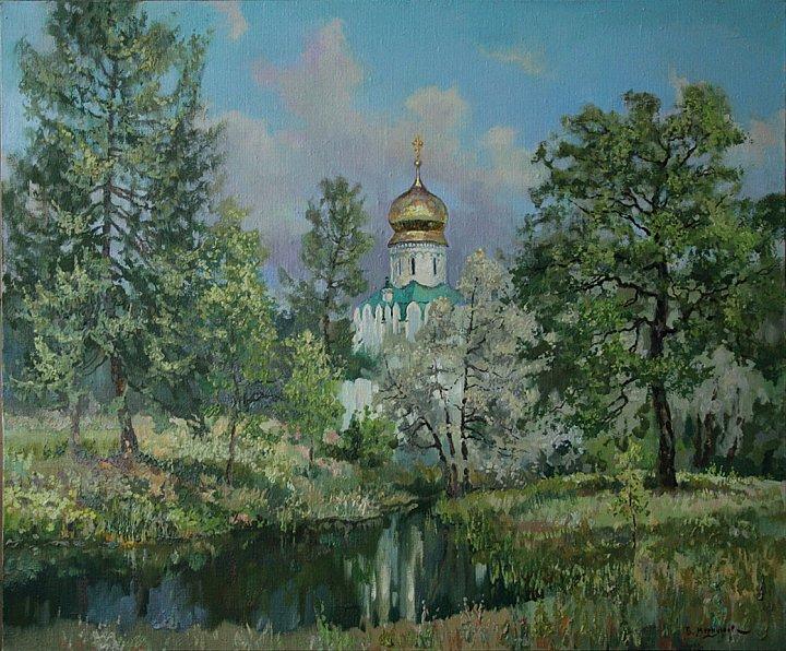 Меркушев Виктор – Храм