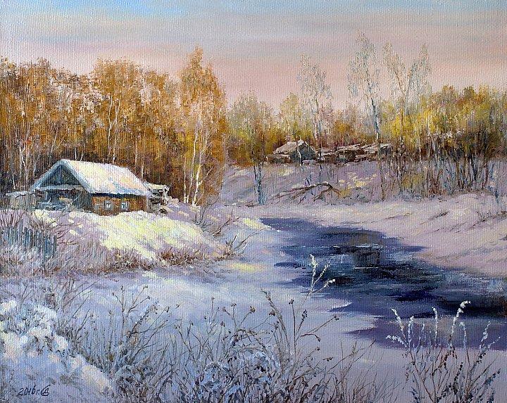 Сергей Дорофеев – А утром пришла зима