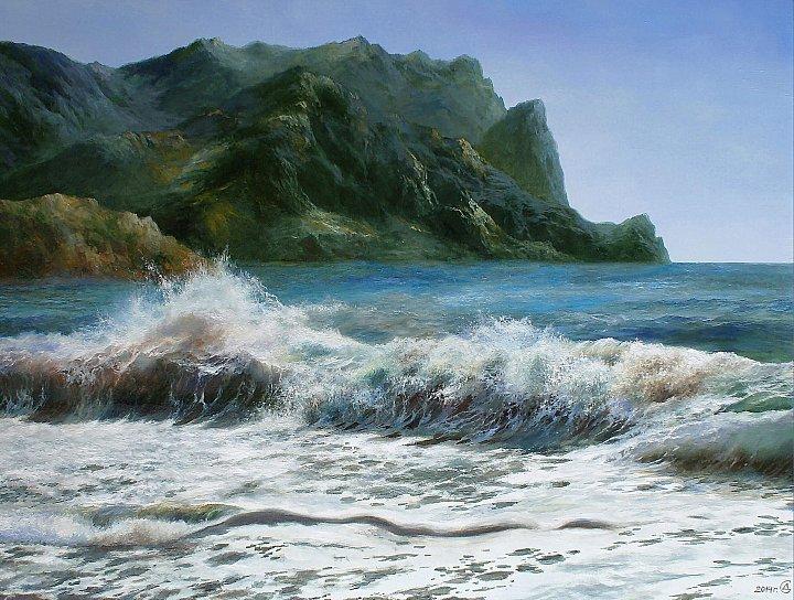 Сергей Дорофеев – Дыхание моря