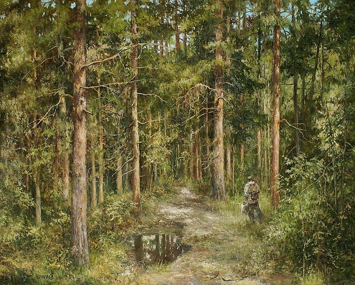 Сергей Дорофеев – Лесными тропами