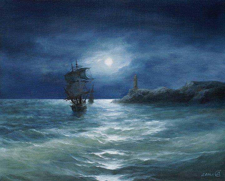 Сергей Дорофеев – Лунная соната
