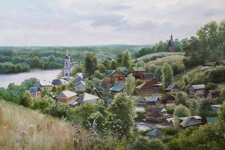 Сергей Дорофеев – Мой Плёс