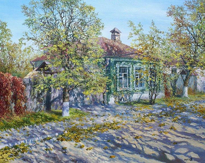 Сергей Дорофеев – Осенние кружева
