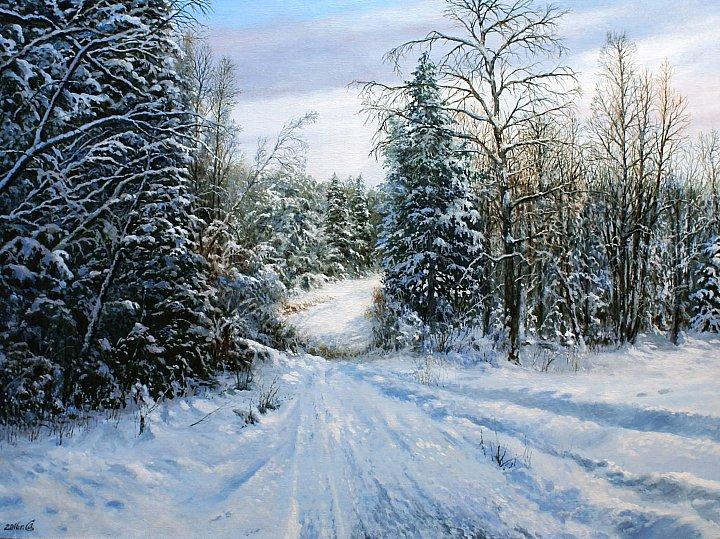 Сергей Дорофеев – Русская зима