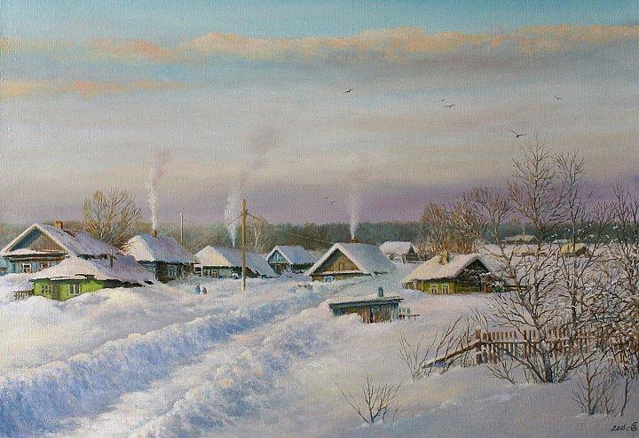 Сергей Дорофеев – Вечерний морозец