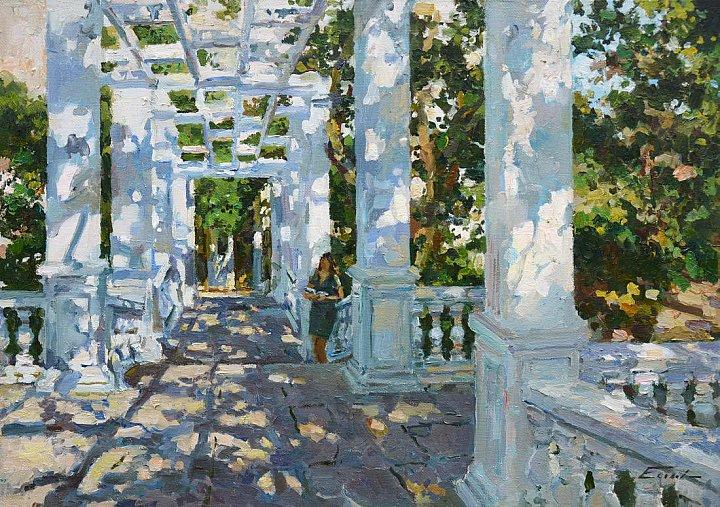 Еськов Павел – Крымское солнце