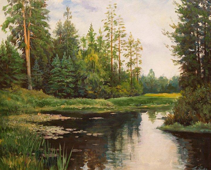 Павел – На реке Маньга